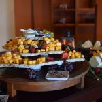 Cheese Display-Flying Lobster Buffet