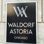 Foto van Waldorf Astoria Chicago
