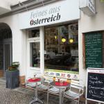 Österreichische Köstlichkeiten in Charlottenburg