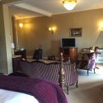 Interior - Fitzpatrick Castle Hotel Dublin Photo