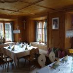 Gemütliche Gastlokale