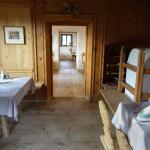 Verschiedene Gasträume hintereinander