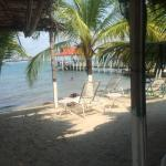 Playa privada del hotel