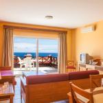 habitación vistas al mar