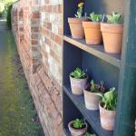 Pots and Path