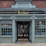 The exterior of blackbird situated on Foyle street, Derry