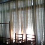 Treehouse room interior
