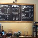 Crema Coffee Bar