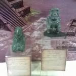 Diferentes dioses de jade