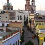 Vista desde el hotel Aspeytia.