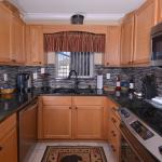 WP552 Kitchen with Granite & Stainless Steel