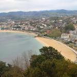 Muy cerca de Igueldo, donde las vistas son extraordinarias :)