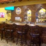 Bar area, Don Pedro's Restaurant