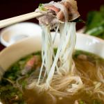 We serve Pho style soups too!