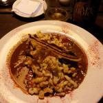 goulasch con spetzle