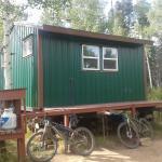 Telluride to Gateway: third hut