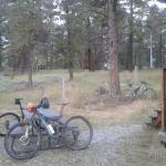 Telluride to Gateway: Fourth hut at Graham ranch