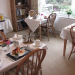 Refurbished breakfast room
