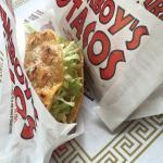 ground beef taco
