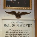 Hall of Presidents & First Ladies