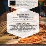 ภาพถ่ายของ Tosca at DoubleTree by Hilton Johor Bahru