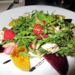 Beet Salad, Basil, Carmel, CA