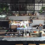 Inside Hawker Beer and Wine Bar