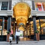 Mellin-Passage Shopping