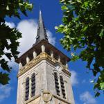 Eglise St Martin de Vertou et Clocher Panoramique
