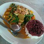 Organic Mulberry Farm Restaurant Foto
