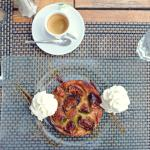tarte au figue (divine!!)