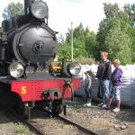 Uppsala-Lenna Railway Museum