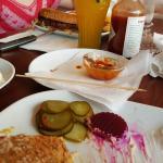 Dejligt burger menu