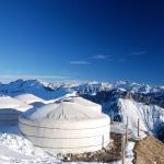 Rochers-de-Naye Yurts Foto