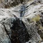 Waterfall in April