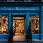 Hotel Caron de Beaumarchais Foto