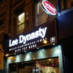 Up the front of Lee Dynasty