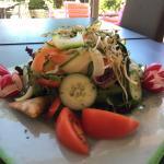 Salade composée...