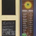 Menu Board for Best 'D' Cup - Sopers Hole - Tortolla