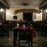 Este lugar es sencillamente genal, con comidas servidas de prmera y un menu muy delicioso 100 re
