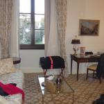 Ante-Sala do quarto