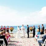 Wedding Ceremony Venue Sunset Beach