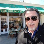 AT THE GOLDEN PEAR WITH ROSARIO CASSATA IN SOUTHAMPTON, NY.
