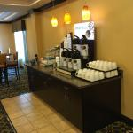 Foto de Holiday Inn Express and Suites Wytheville