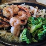 Bourbon Street Chicken & Shrimp. Excellent.