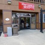 Star Cafe area
