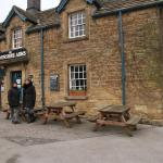 Devonshire Arms at Pilsley Photo