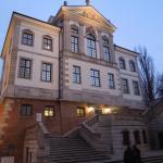Ostrogski Castle (Palac Ostrogskich)