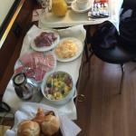 Frühstück für 2