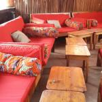Excellent relaxation base. Kwanzi